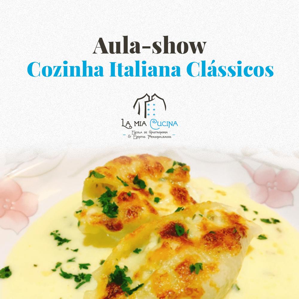 la mia cucina aula gastronomia cozinha italiana