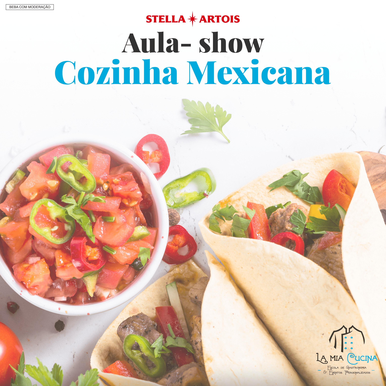 la mia cucina aula gastronomia cozinha mexicana