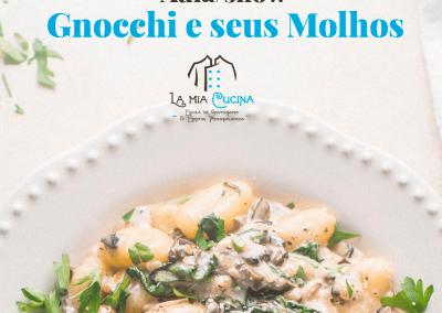 Gnocchi e seus molhos