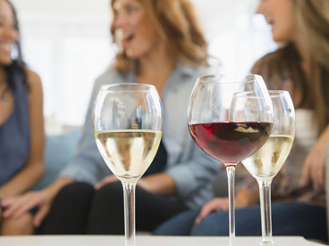 Curso de vinho para mulheres