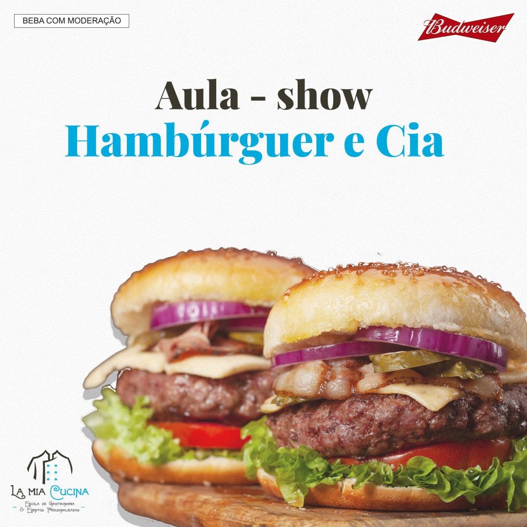 la mia cucina aula gastronomia hamburguer